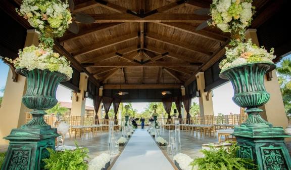 Wedding Honda venue