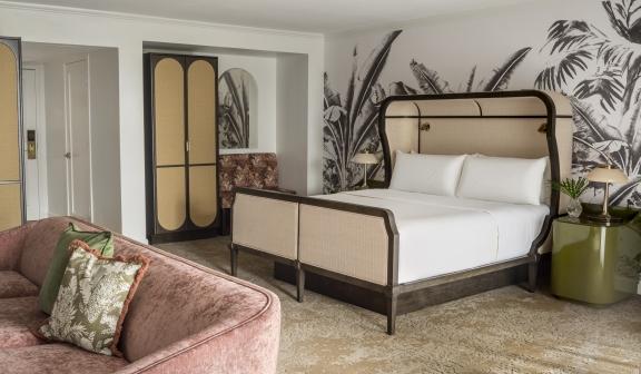 jr suite bed no view